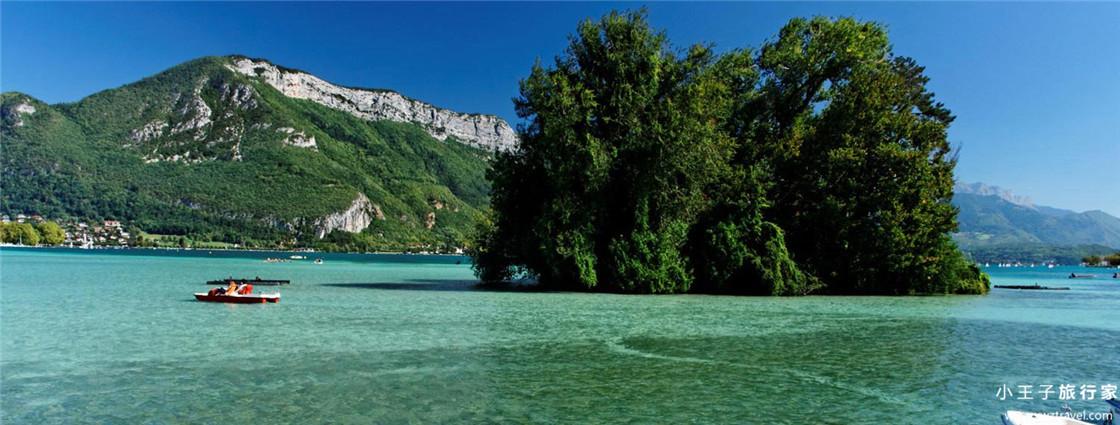 法国安纳西湖
