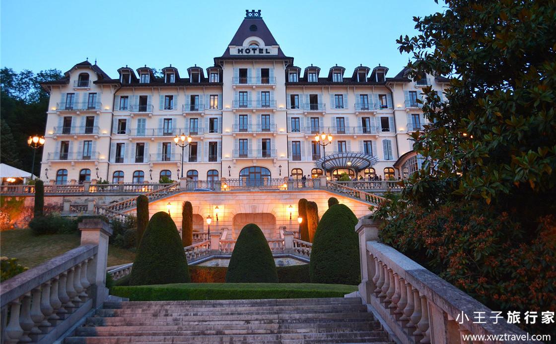 法国安纳西皇宫酒店