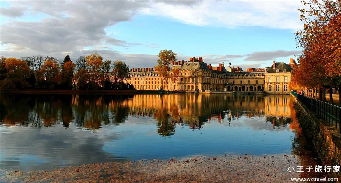 法国枫丹白露宫